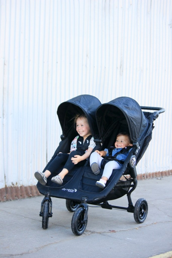 The Baby Jogger City Mini Gt Double Stroller The Naptime Reviewer