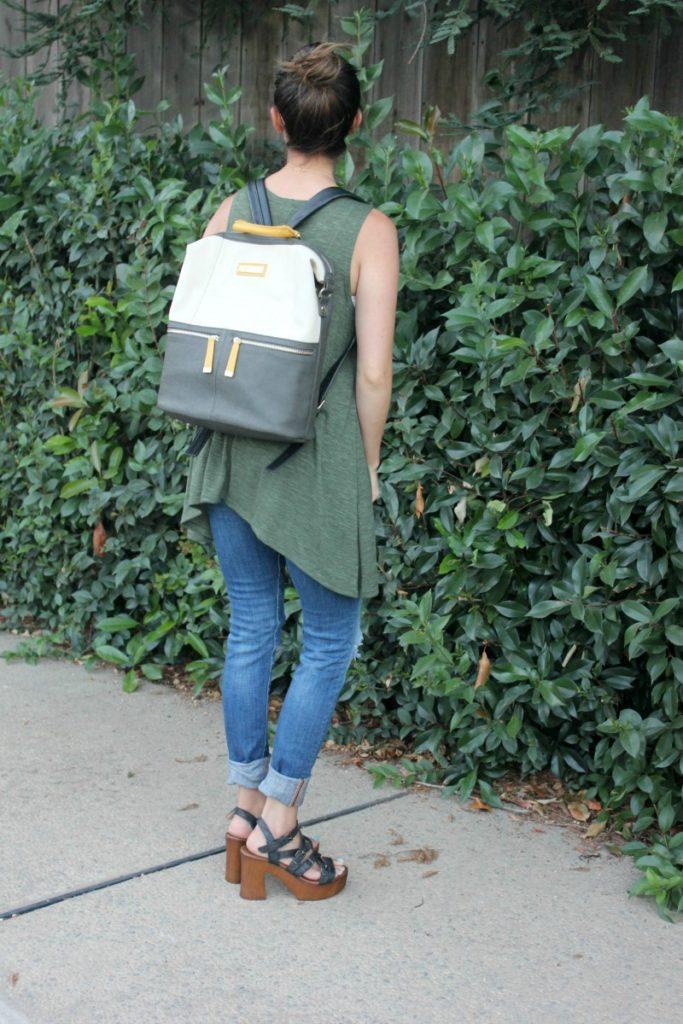 Kelly Moore Woodstock Backpack