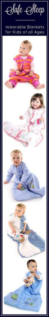Safe Sleep for Baby - Sleepsacks