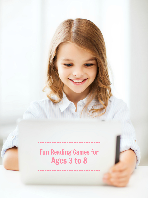 Fun Reading Games for Kids - App