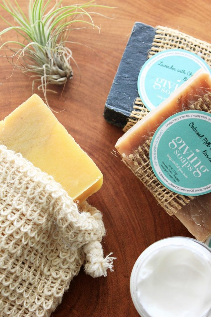 Giving Soaps | Handmade Bar Soaps | Handmade Body Lotion | Natural Products