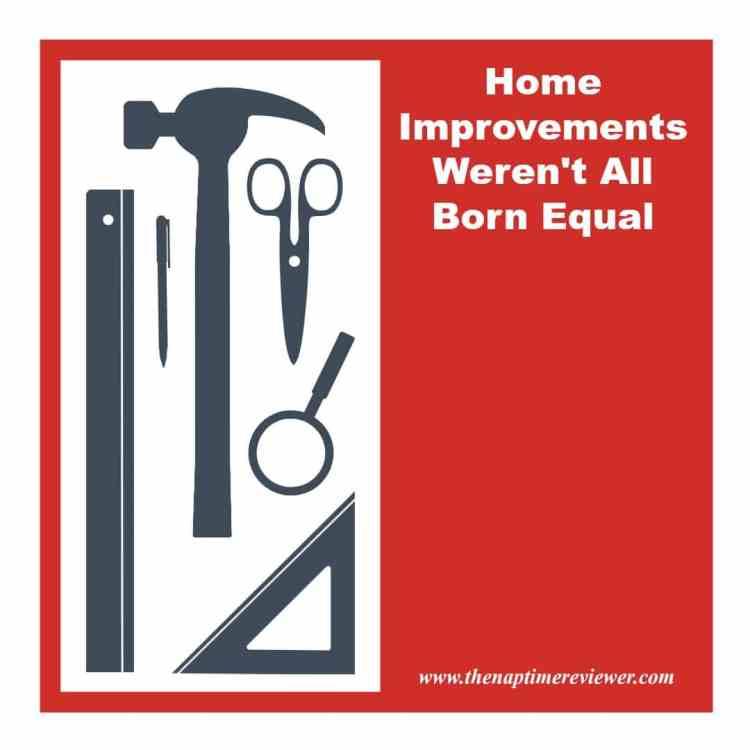 home improvements graphic