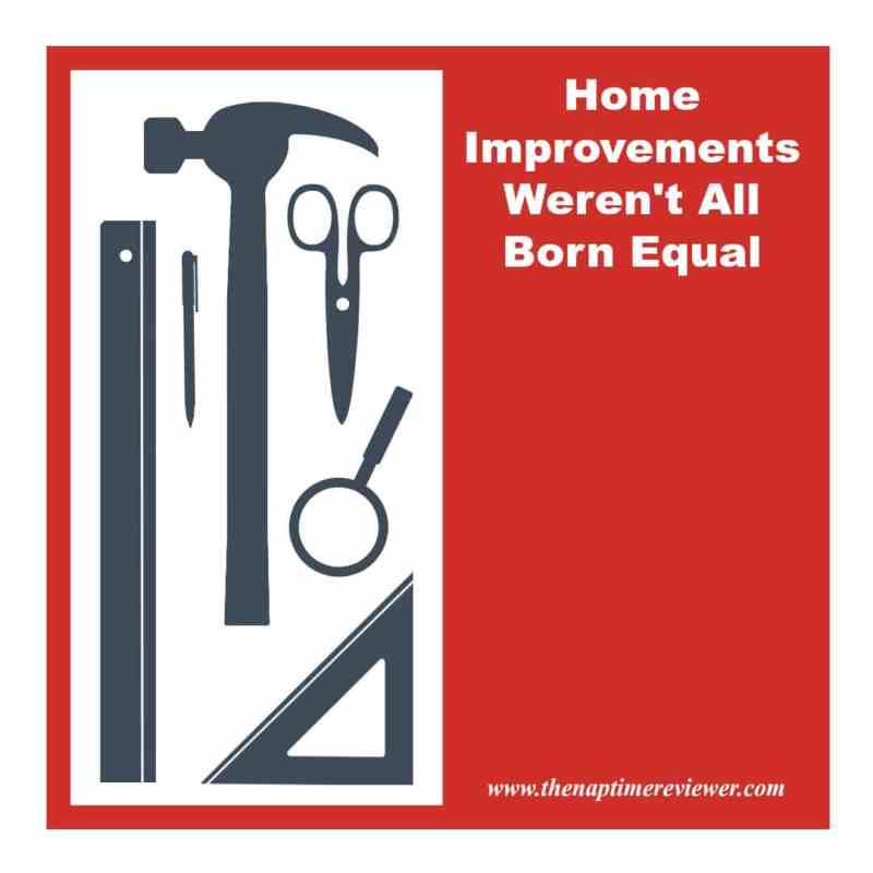 home improvements graphic