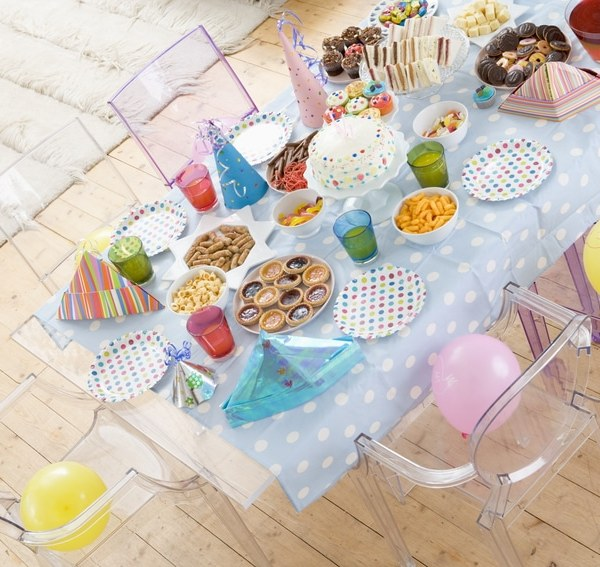 Ultimate Kids Birthday Party Timeline Planner