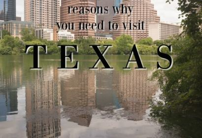 10 reasons to visit texas