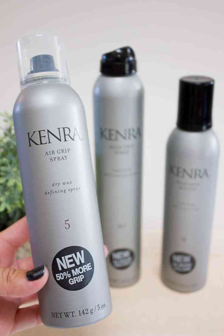 Kenra Grip Collection