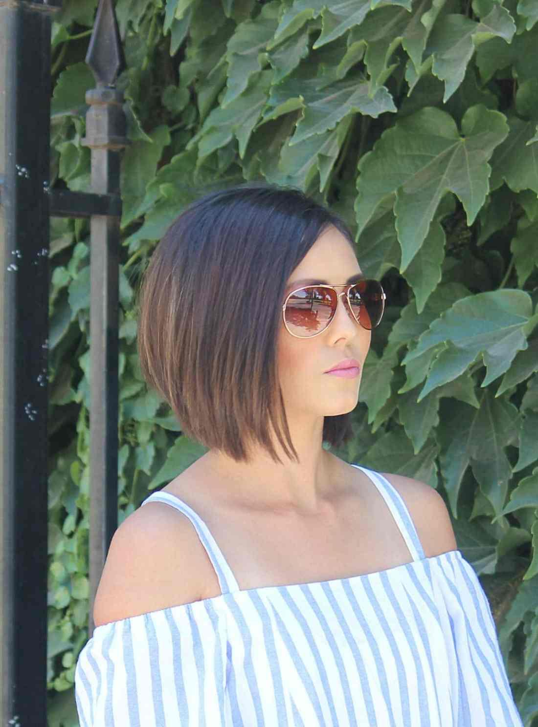 Short A-Line Hair