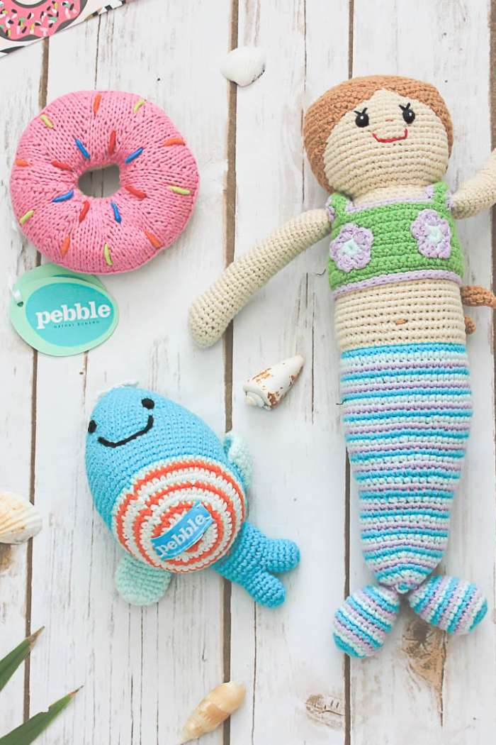 Soft Baby Toys | Pebble by Kahiniwalla