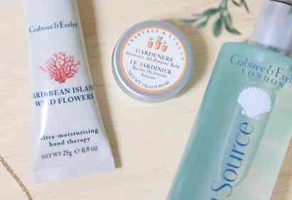 Summer Beauty Essentials: Nourishing Skin Oil, Beauty Balm & Hand Lotion