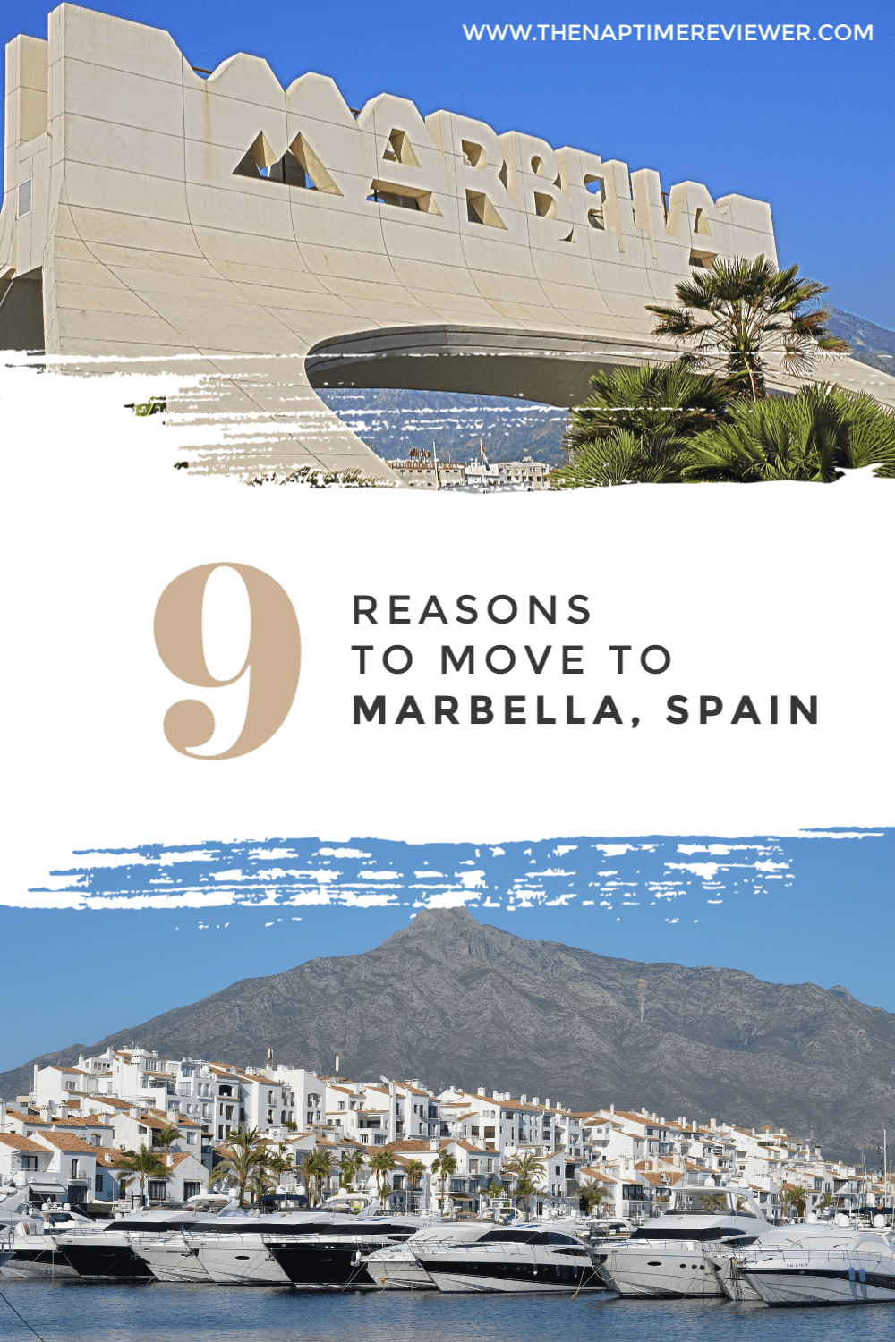 Tips for moving to Marbella, Spain