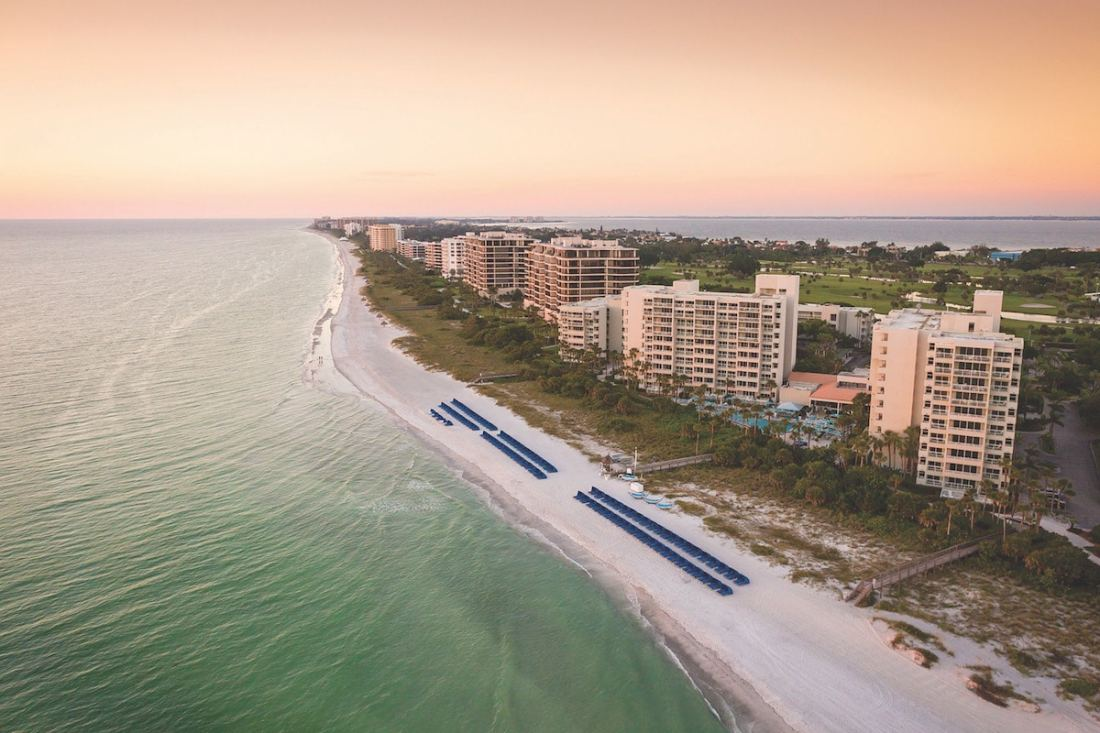 The Resort at Longboat Key Club / Longboat Key, Florida