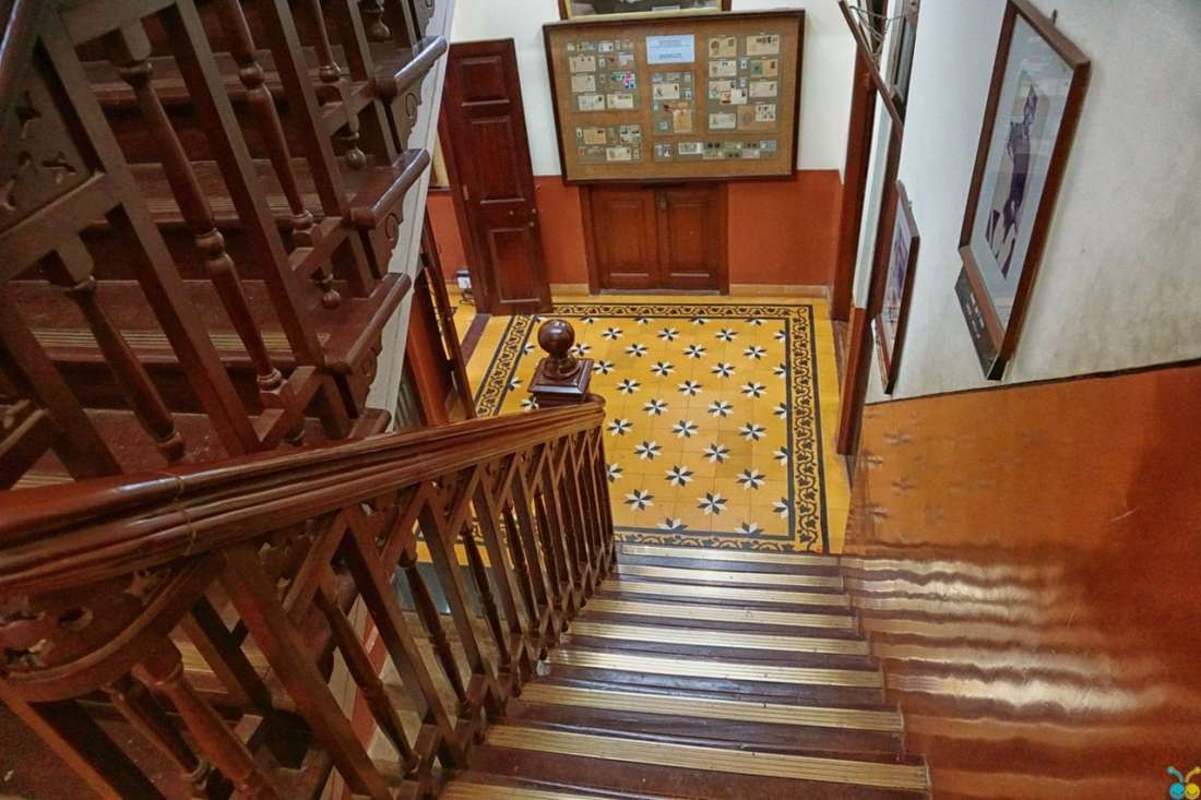 Taking care of old staircases