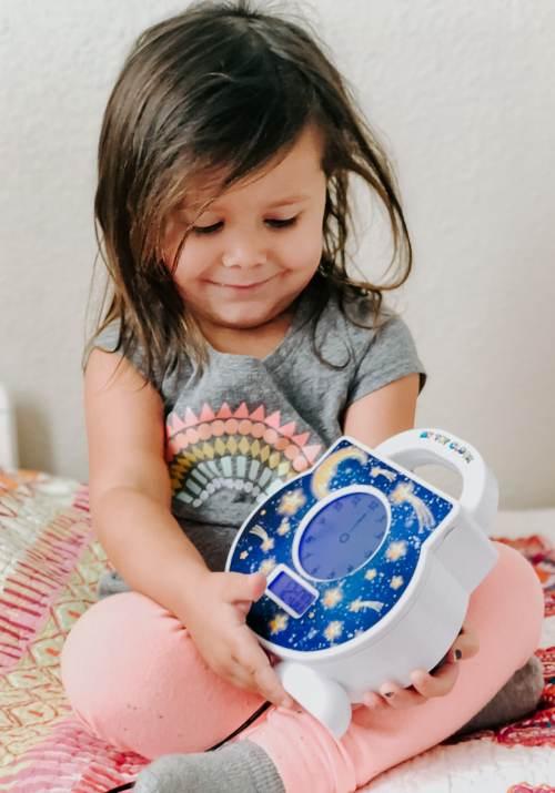 Toddler Sleep Clock