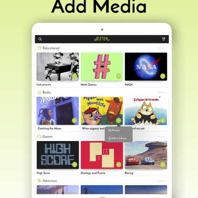 Jetzer App: Similar to YouTube Kids but safer