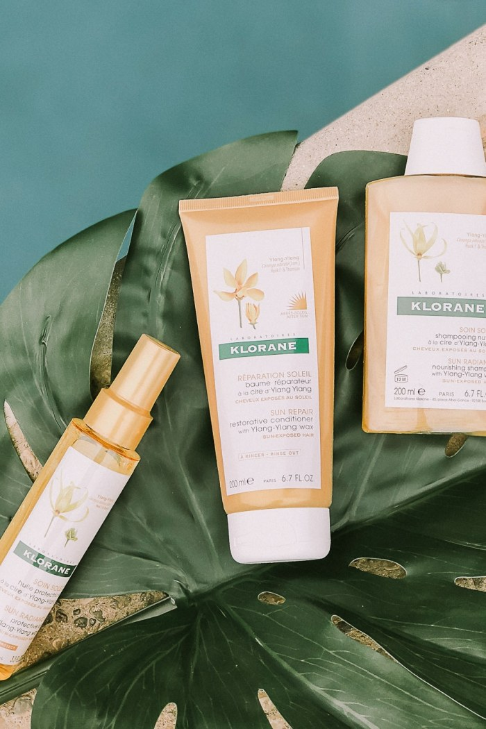 Hair Products for Sun Exposure from Klorane – Coming April 2018