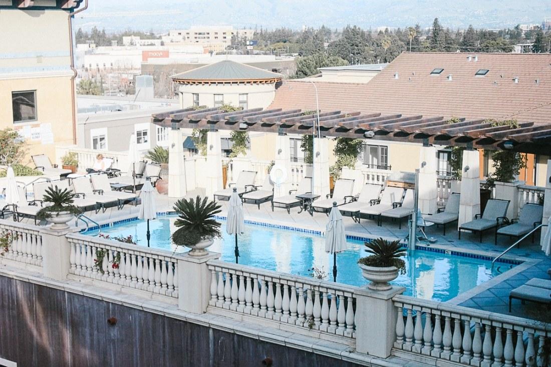 Hotel Valencia Pool View (Santana Row)