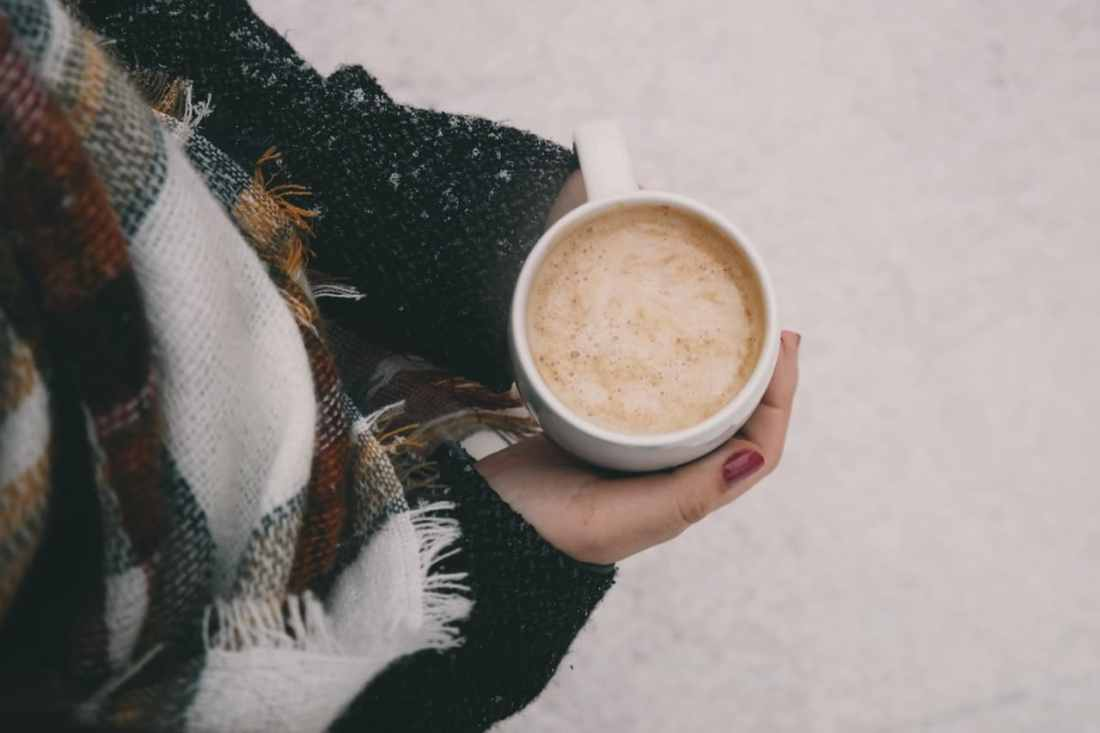 Hot Cocoa and Snow