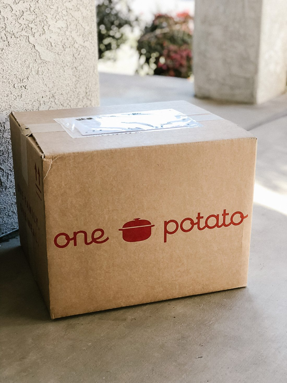 One Potato Food Subscription Box + Coupon Code