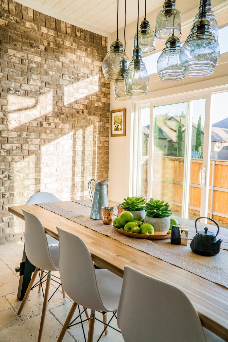 Textures in Kitchen