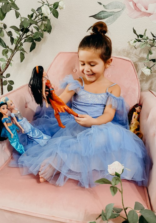 Disney Princess Dolls for Girls