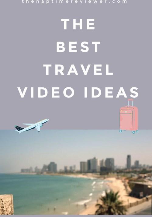 Best Travel Video Ideas