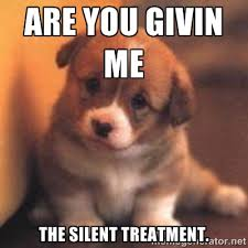 Narcissists & The Silent Treatment
