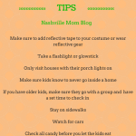 Halloween Tips & Tricks