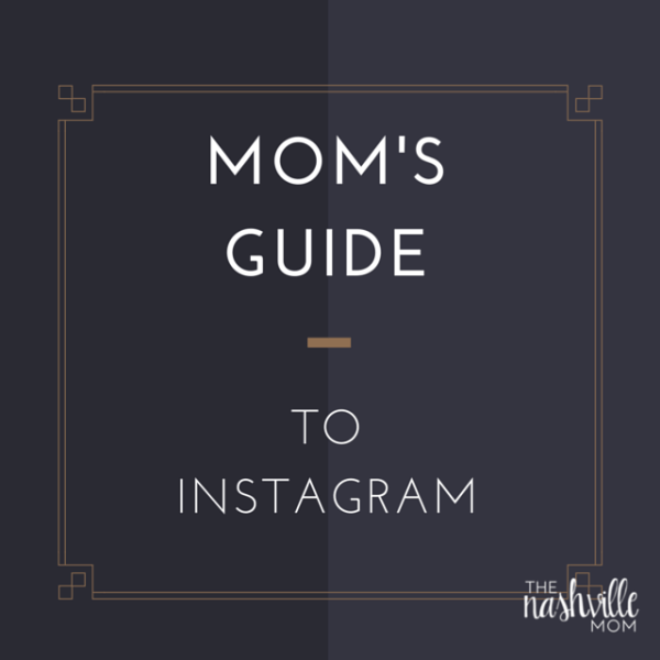 Instagram For Moms