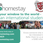 Host an International Student through Davidson Academy and Gphomestay