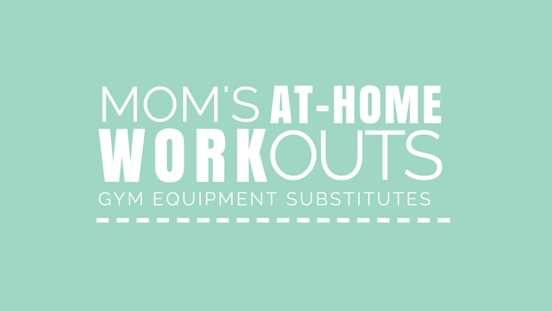 At-Home Workouts: Gym Equipment Substitutes