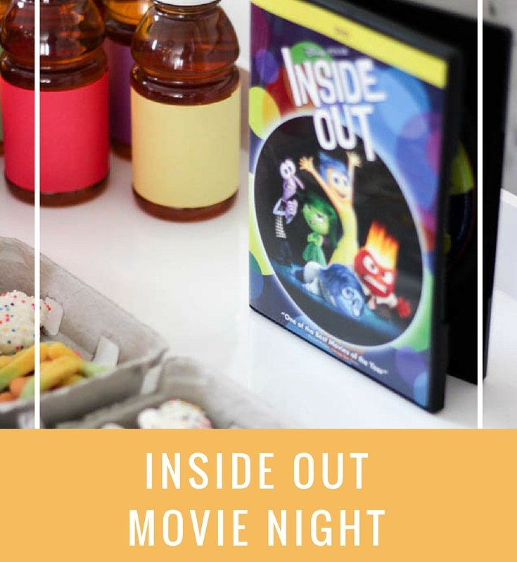 Inside Out Movie Night