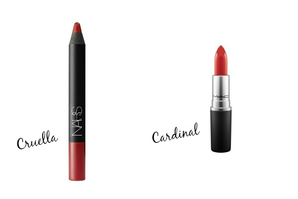 Must have holiday lip and nail colors