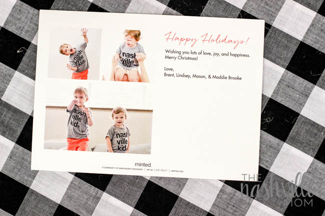 Holiday with Minted