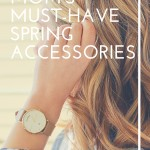 Spring Accessories for Mom