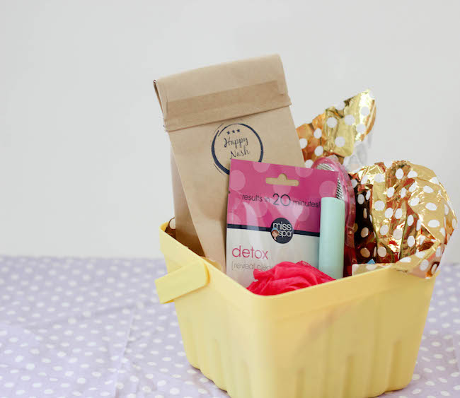 Easy Mother's Day Gift Baskets