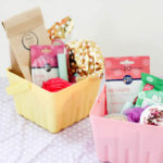 Easy Mother's Day Gift Basket