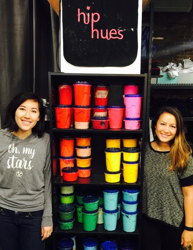 Sondra & Tracy Hip Hues Studio
