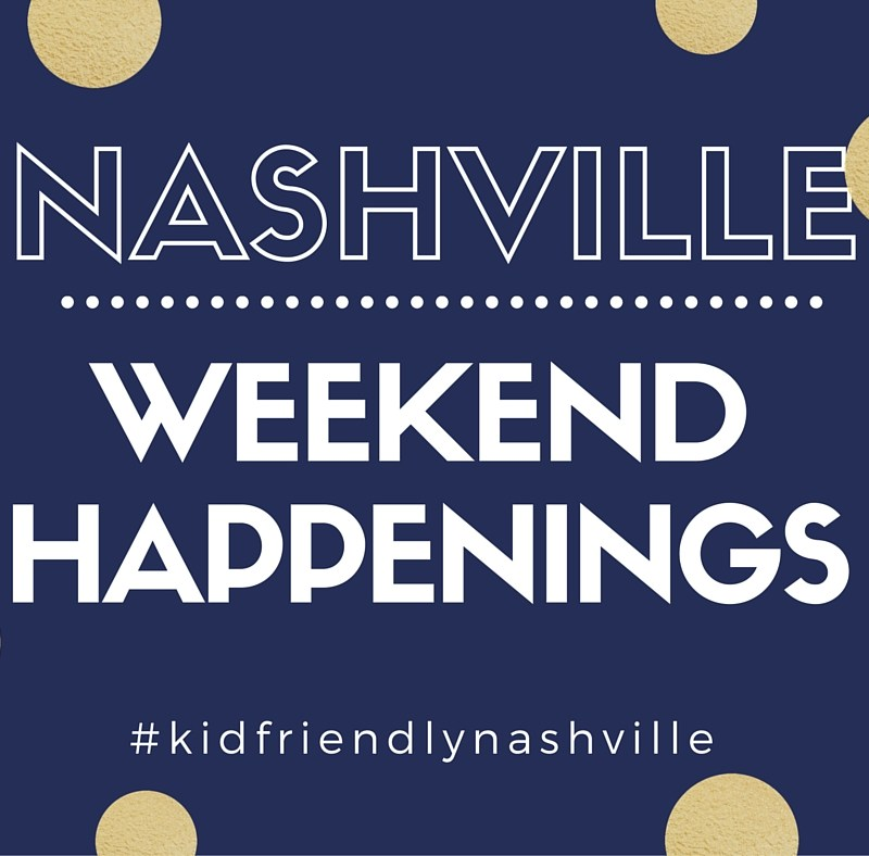 Nashville Weekend Happenings: October 13-15
