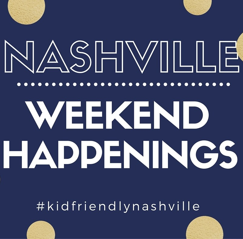 Nashville Weekend Happenings: November 3-5