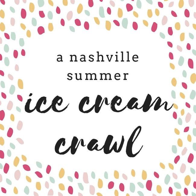 How to have an awesome ice cream crawl