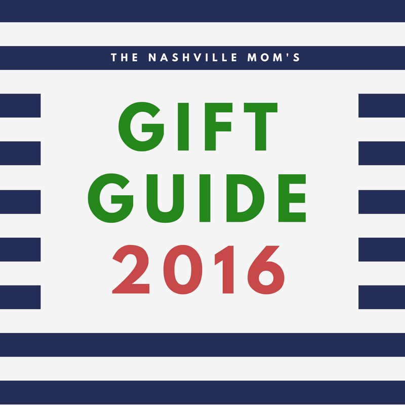 Nashville Holiday Gift Guides 2016