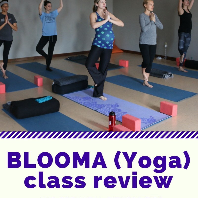 Pregnancy Fitness in Nashville: BLOOMA (Prenatal Yoga)