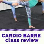 Pregnancy Fitness in Nashville: CARDIO BARRE