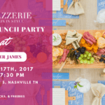 PIZZAZZERIE: ENTERTAIN IN STYLE BOOK LAUNCH