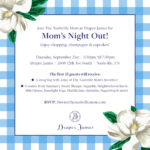 The Nashville Mom's Night Out at Draper James