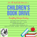 The Nashville Mom Book Drive Benefitting Ride for Reading