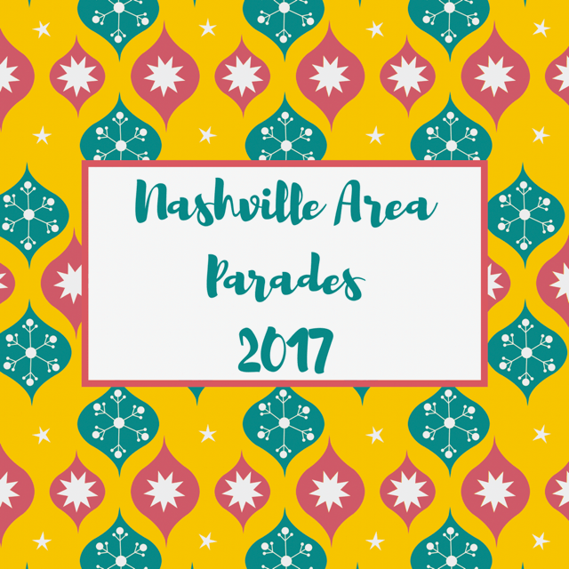 Nashville Area Christmas Parade Round Up
