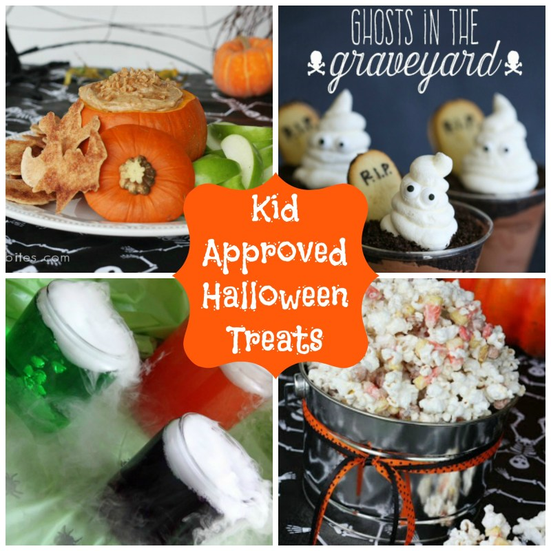 Halloween Treats with Our Best Bites