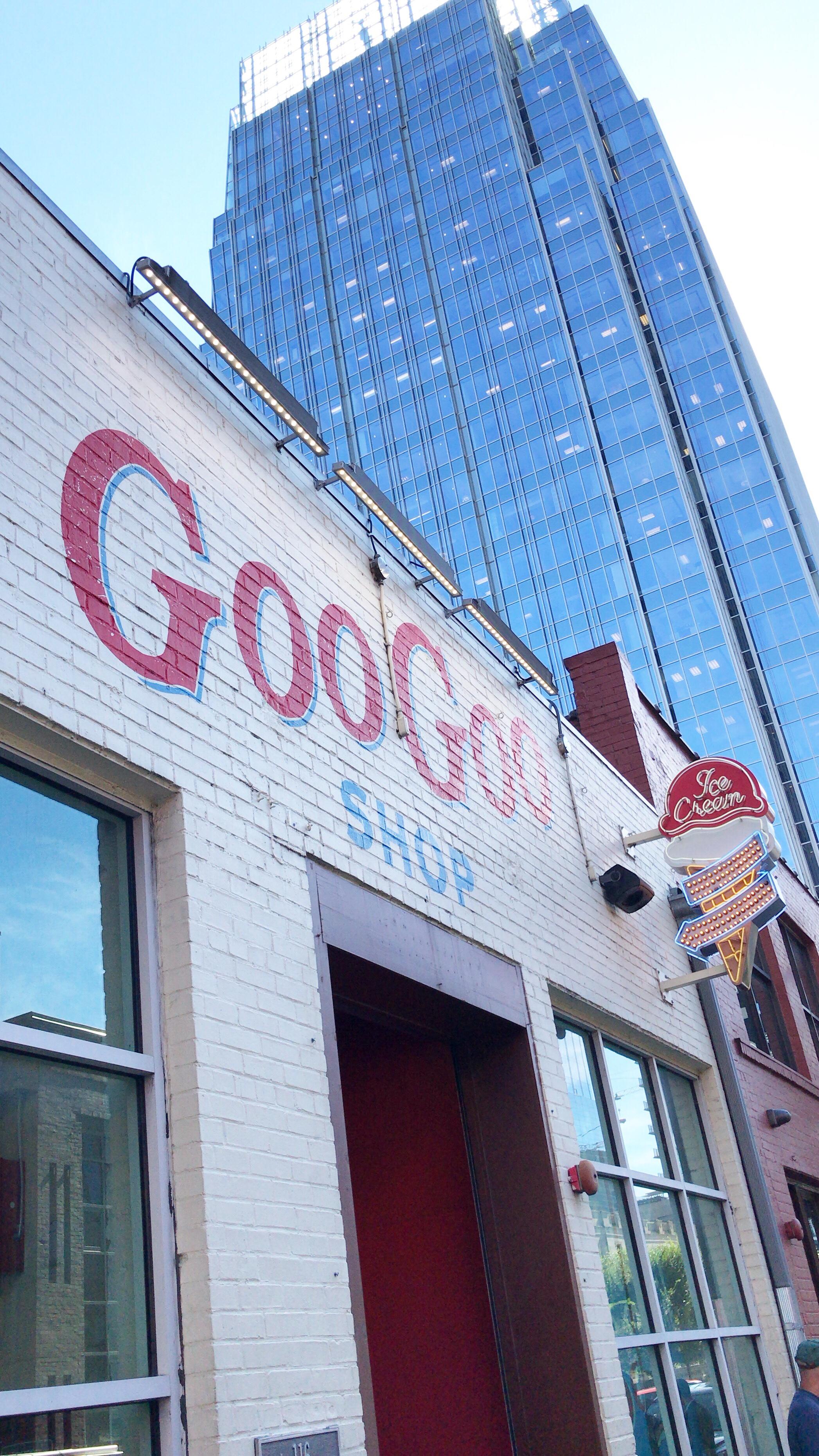 The Nashville Mom: Goo Goo Cluster Class - Wannado Nashville