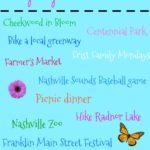 Kid-Friendly Nashville Spring Bucket List